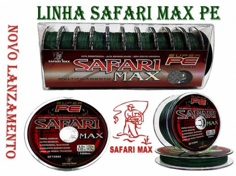 SAFARI MAX MULTIFILAMENTO 1